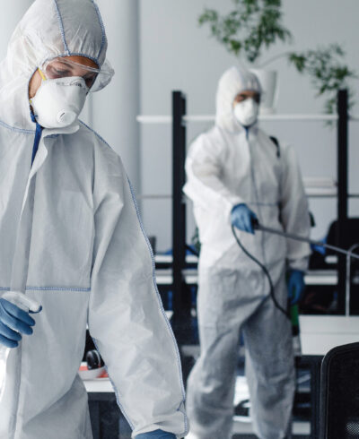 Corporate Disinfection Management